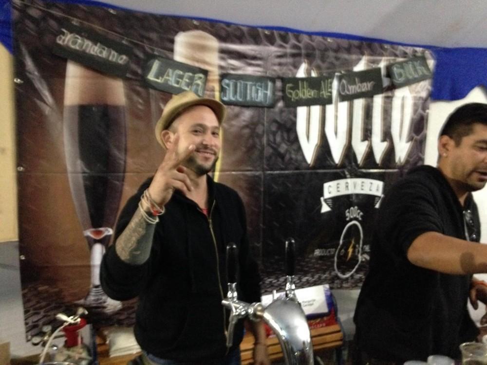 Fiesta de la Vendimia - beer II