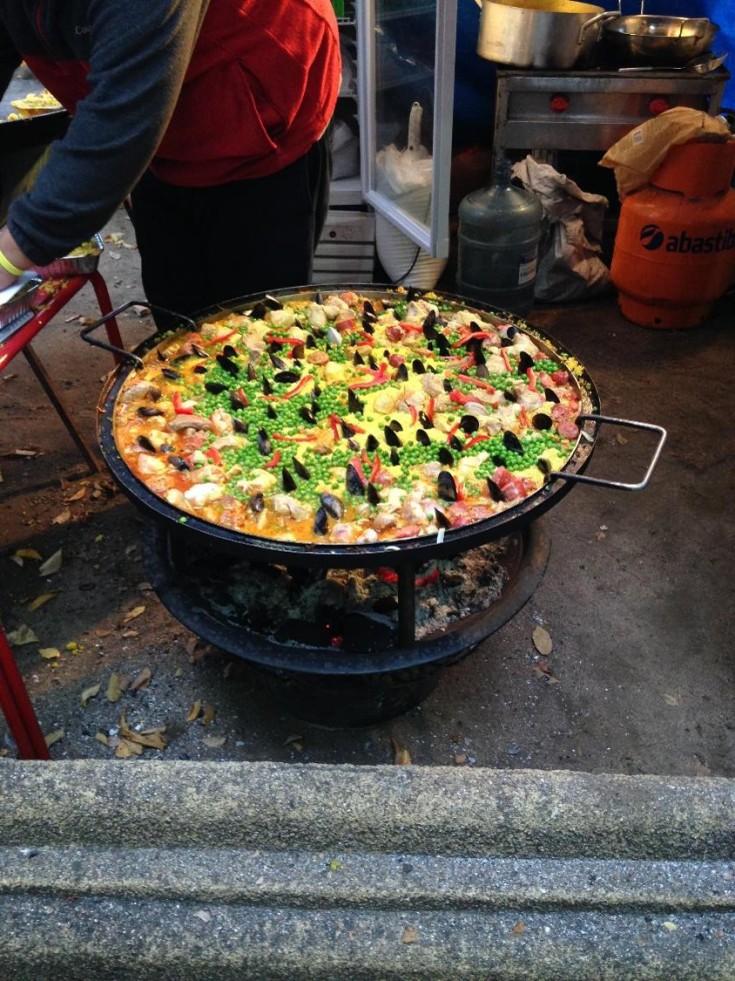 Fiesta de la Vendimia - food III