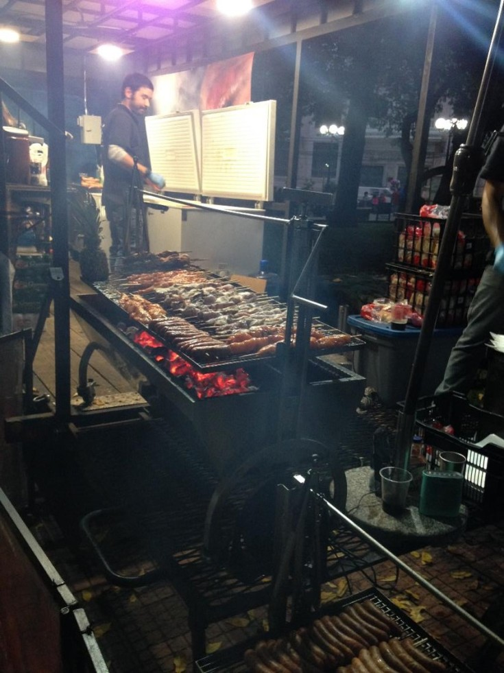 Fiesta de la Vendimia - food IV