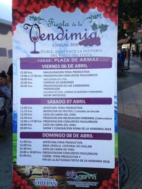 Fiesta de la Vendimia - I