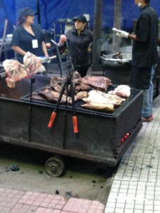 Fiesta de la Vendimia - more meat II
