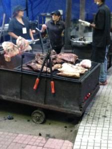 Fiesta de la Vendimia - more meat II