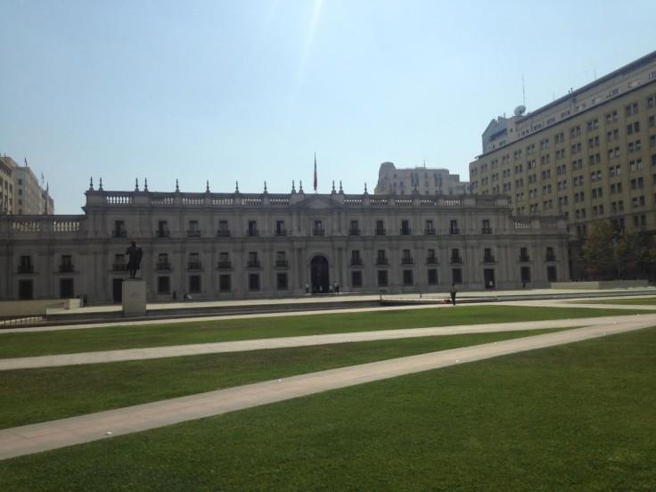 Santiago - parliament